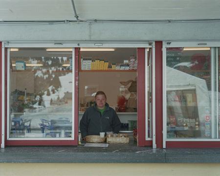 Igor Ponti - Looking for Identity, Ylenia, San Bernardino, Grigioni - 2014